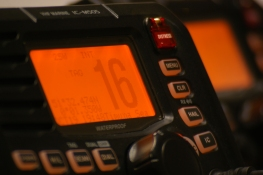 RYA VHF London - Icom505