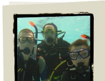 Padi Open Water Referral course in Canary Wharf